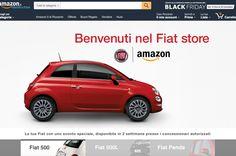 Da ieri sera sta facendo il giro del globo l'accordo tra Fiat-Chrysler (FCA Auto) e Amazon per la vendita online delle loro auto(per ora solo Fiat 500, 500L e Panda) con sconti tra il 20 ed il 33%. In verità più che di accordo si tratta già di realtà.Infatti è Continua leggere >