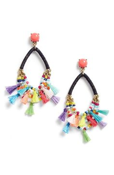 BaubleBar Merengue Drop Earrings available at #Nordstrom