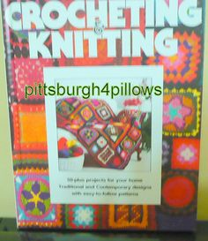 Better Homes and Gardens  Crocheting and by pittsburgh4pillows