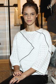 Laura Neiva - Chanel Boutique Inauguration - Paris Fashion Week Womenswear Fall/Winter 2012