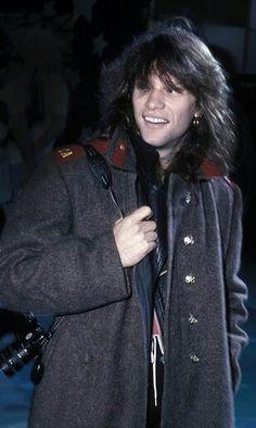 Jon Bon Jovi - in Russia for Moscow Peace Festival in 1989??