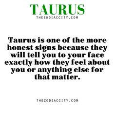Taurus zodiac facts.