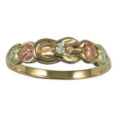 Black Hills Gold Rings