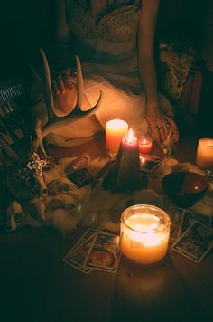 Altars:  Pagan #Altar.