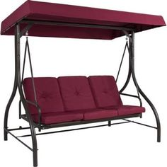 glider bench swing - Google Search