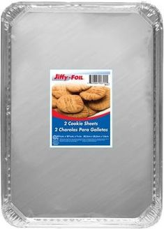 Jiffy Cookie Sheet 2Count Pack of 15 * Check out this great product. (This is an affiliate link) #BakingandCookieSheets