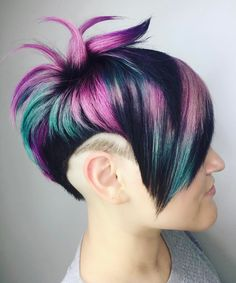 awesome 90 Alluring Short Haircuts for Thin Hair - Fine and Modish Check more at http://newaylook.com/best-short-haircuts-for-thin-hair/