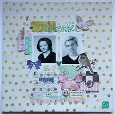 Back to the School by Beatriz Pb at Crate Paper, Studio Calico, Layouts, Scrapbooking, School, Frame, Inspiration, Biblical Inspiration, Scrapbooks