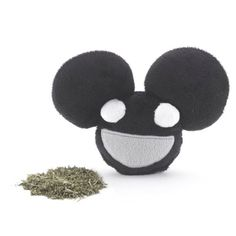 Deadmau5 Catnip Toy