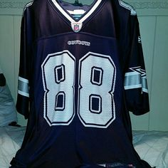 Replica NFL Bryant Jersey Replica NFL Reebok Dez Bryant 88 jersey. Worn once for pictures. Size mens small. Reebok Other