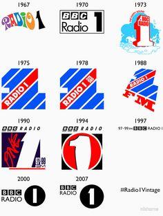 Bbc Radio 1, Old Time Radio, 1 Logo, Radios, Mood Boards, Growing Up, 1960s, Nostalgia, Memories