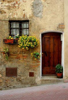 House, San Gimignano