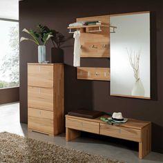 Garderobe vorzimmer garderoben linea natura eiche wohnung pinterest shoe rack - Linea natura garderobe ...