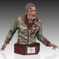 Straight from the screen to your shelf, Gentle Giant Ltd. is proud to bring you this terrifying Walker mini bust.
