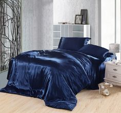 Blue Bedding - check various designs and colors on Pretty Home