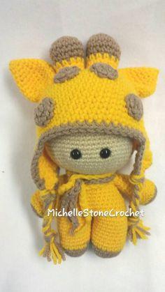 Check out this item in my Etsy shop https://www.etsy.com/listing/470755543/crochet-giraffe-big-head-doll