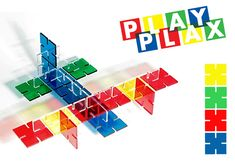Order your copy of PlayPlax online direct from the manufacturer. PlayPlax the timeless construction toy Construction Games, Jouer, Nintendo 64, Stuff To Buy, Plane, Robot, Learning, Toys, London