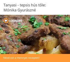 Beef, Food, Hungarian Recipes, Red Peppers, Meat, Essen, Meals, Yemek, Eten