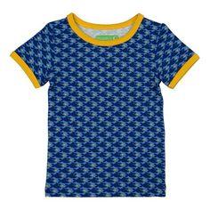 Lily Balou T-shirt Leo Sharks - Lillefant