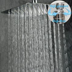 Shower Faucets 2 Dial 1 Way Bathroom Thermostatic Rain Shower Head Set Round Mixer Faucet Tap Shower Valve Panel To Adopt Advanced Technology