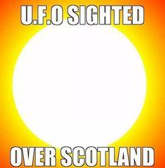 Scots UFO