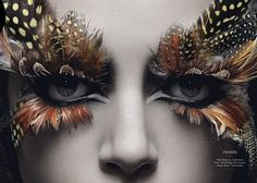 Owl Make Up