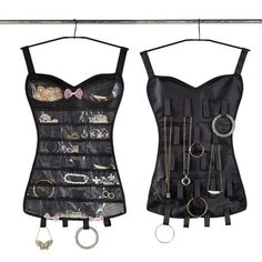 Umbra Little Corset Jewelry Organizer