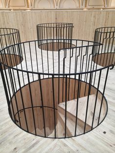 Sensing Spaces: Architecture Reimagined / Royal Academy of Arts / pic © London Design Journal