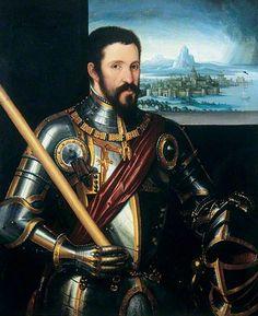 Fernando Álvarez de Toledo y Pimentel (1507–1582), 3rd Duke of Alba  by Flemish School