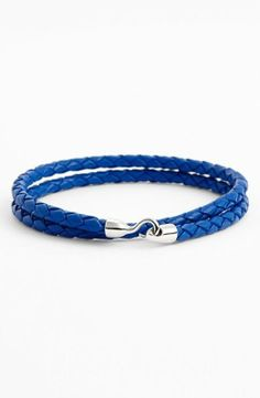 Wrap Leather Rope Bracelet