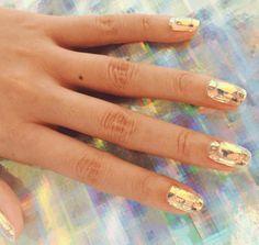 glass nails unistella #manucure #glassnails #vernis #tendance #beauté