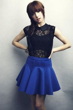 Christina Grimmie - Making her way to the top