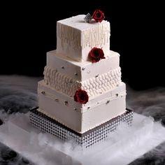 結婚式のウェディングケーキデザイン130点以上!お洒落で可愛いケーキデザインが見つかる