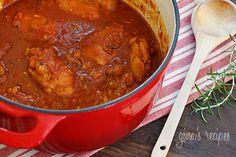 Pollo in Potacchio | Skinnytaste