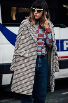 33 Nice Street Style Ideas To Look Cool - Global Outfit Experts Look Fashion, Winter Fashion, Fashion Design, Paris Fashion, Looks Street Style, Street Style Women, Street Outfit, Street Wear, Mode Outfits