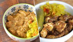 Kip Korma Korma, Vs, Beef, Chicken, Dinner, Indian, Meat, Suppers, Ox