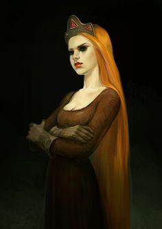 Адда,The Witcher,Ведьмак, Witcher, ,фэндомы