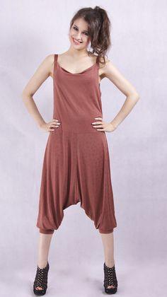 Overalls & Jumpsuits - NARA Jumpsuit Aladin Individuelle Anfertigung - ein Designerstück von Berlinerfashion bei DaWanda