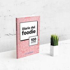 D i a r i o  d e l  f o o d i e  Nuestro primer libro!!!  Un diario donde anotar y puntuar los restaurantes a los que vayas y hacer rankings de tus favoritos. Un regalo #foodie perfecto para esta Navidad!!   Link en el perfil a la tienda online  #gastropindoles #gastrotalkers #instafood #foodporn #yummy #thekitchn #vscofood #f52grams #feedfeed #hallazgosemanal #diariofoodie #missgourmand #idearegalo #regalofoodie #loquiero