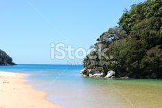 Beach Background, Kaiteriteri, New Zealand Royalty Free Stock Photo Abel Tasman National Park, New Zealand Beach, Beach Background, Turquoise Water, Beach Fun, Image Now, Beautiful Beaches, National Parks, Scenery