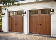 Garage doors are being used much differently than in the past. That's why you need to click the pin and see the latest garage door trends!
