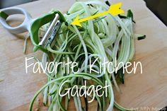 Favorite Kitchen Gadget -  Williams Sonoma Ghidini Dual Blade Peeler