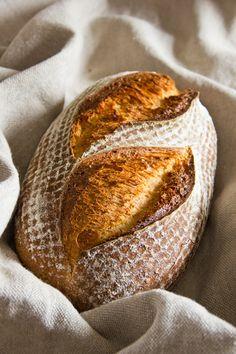 Buttermilk crust bread