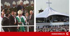 Las impresionantes imágenes que dejó la misa del Papa Francisco en Las Palmas (FOTOS)