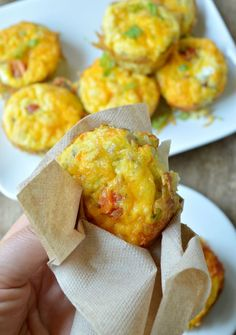 Make Ahead Breakfast Bakes