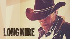 """LONGMIRE is an American crime drama television series. The series was developed by John Coveny and Hunt Baldwin, and is based on the """"Walt Longmire Mysteries"""" series of mystery novels written by best-selling author Craig Johnson. The show centers on Walt Longmire, a Wyoming county sheriff who returns to work after his wife's death. https://www.netflix.com/title/70269479 • https://www.facebook.com/LongmirePosse • http://www.aetv.com/longmire"""