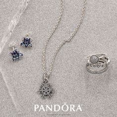 Be inspired by the beauty of this season's elements. PANDORA Jewelry's Winter Collection is as unique as the woman who wears it.