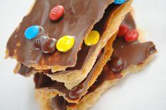 Pie Crust Bark