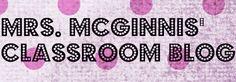 Mrs. McGinnis' Classroom Blog