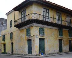 Casa del Conde Barreto, La Habana Vieja, Cuba